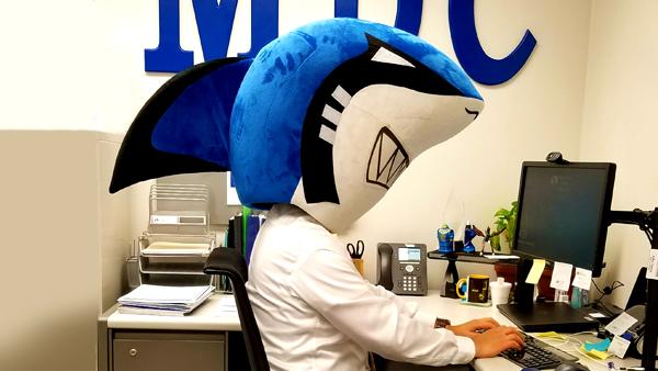 Finn in office