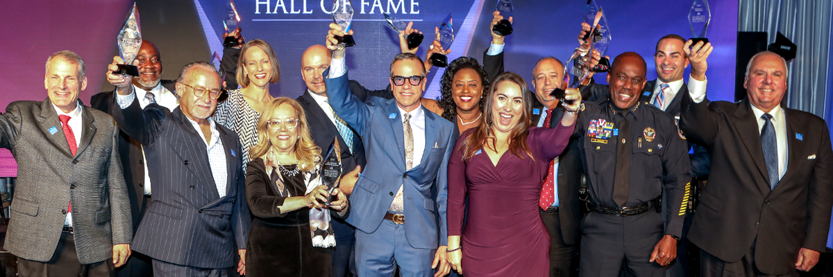 2019 Alumni Hall of Fame Inductees