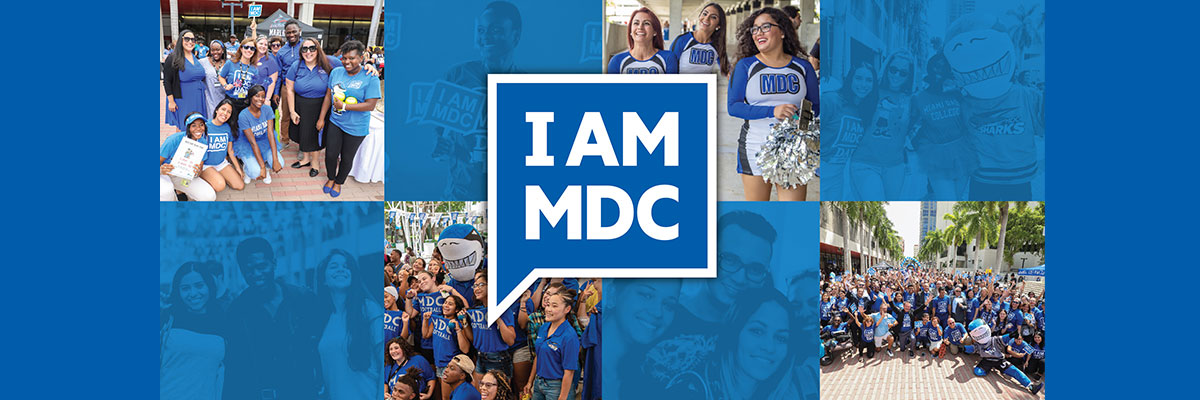 I AM MDC Day Logo and Collage