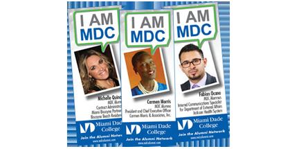 I AM MDC ad sample
