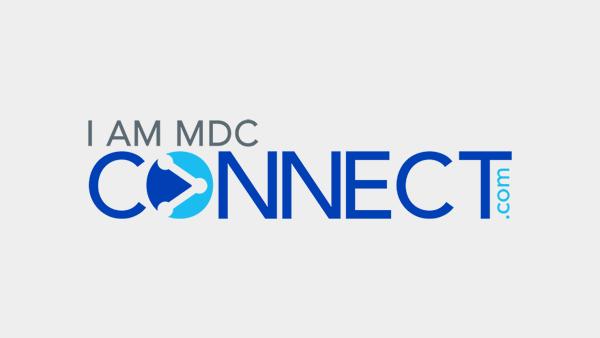 I AM MDC CONNECT Logo