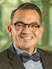 Portrait photo of Jose K. Fuentes