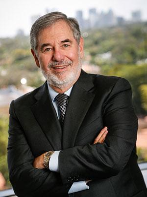Photograph of Paul A. Rothman