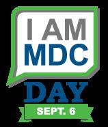I AM MDC Day Logo