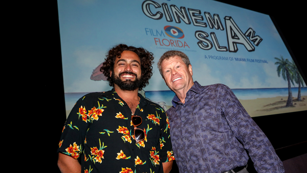 2018 CinemaSlam Louis Wolfson & Robert Ramos