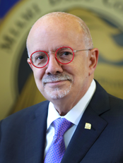 Portrait photo of Dr. Eduardo J. Padrón