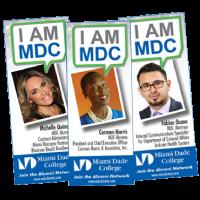 I AM MDC campaign sample ads