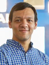 Portrait photo of Ivan Delgado