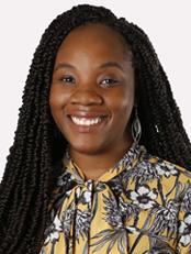 Portrait photo of Janee' Brown