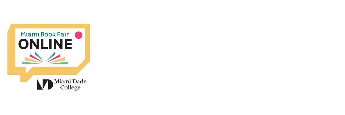 Miami Book Fair Online logo