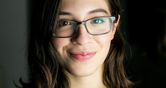Portrait photo of Riane Roldan